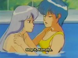 body jack lesbian pool scene