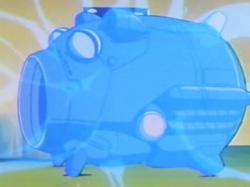Boyd Jack machine explodes