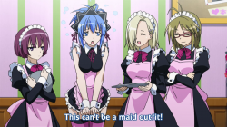 Kampfer maids