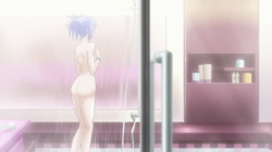 Natsuru Kampfer naked shower