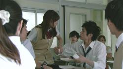 Yamada gets Shiraishi in his body