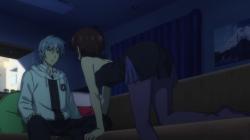 Yuuma kisses Kojou