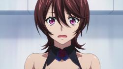 Kojou shocked to be in Yuumas body