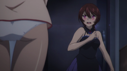 Kojou embarrassed to see nagisa